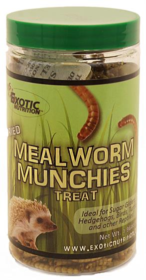 Mealworm Munchies
