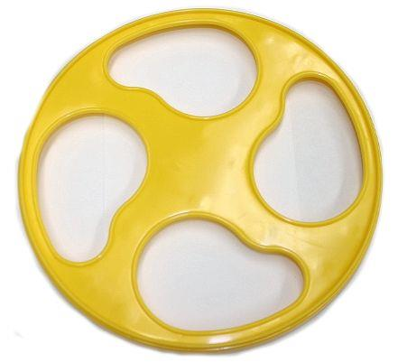 "Replacement Front Plate 9"" YELLOW"