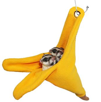 Sugar Gliders in Banana Pouch