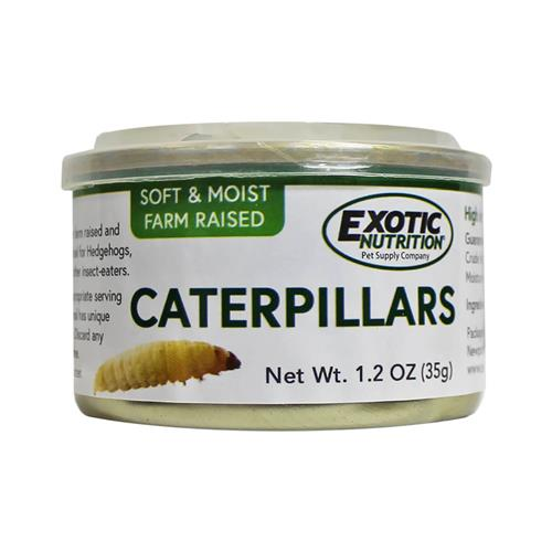 Canned Caterpillars 35 g.