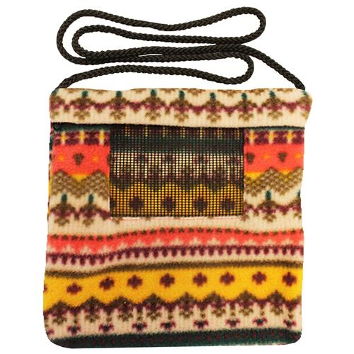 Carry Bonding Pouch with Window / AZTEC