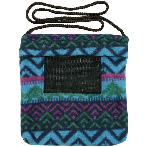 Carry Bonding Pouch with Window / PURPLE Copy 574TENPU-COPY