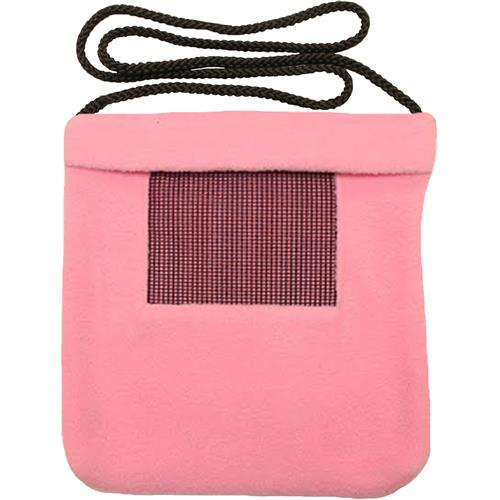 Carry Bonding Pouch with Window / PINK