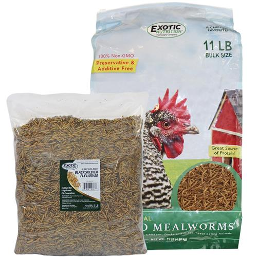 Worm Value Pack 340EN