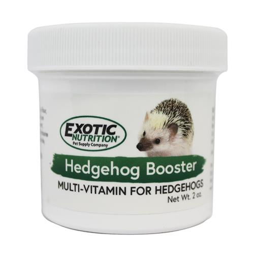 Hedgehog Booster (Multivitamin) 2 oz.