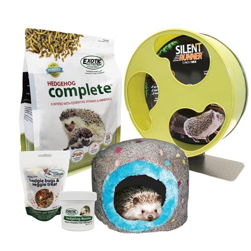 Starter Package for Hedgehogs