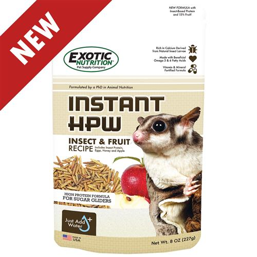 Instant-HPW Insect & Fruit Recipe