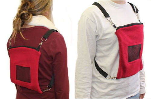 Pet Backpack with Window
