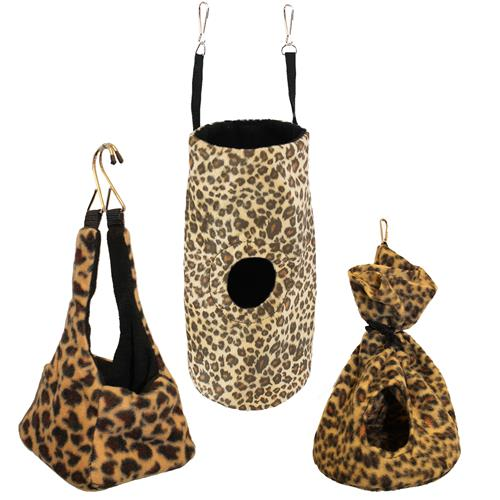 Wild Cheetah Pouch Set