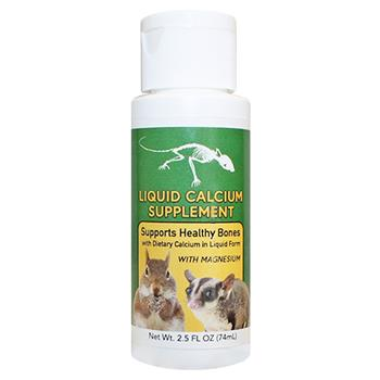 Liquid Calcium Supplement