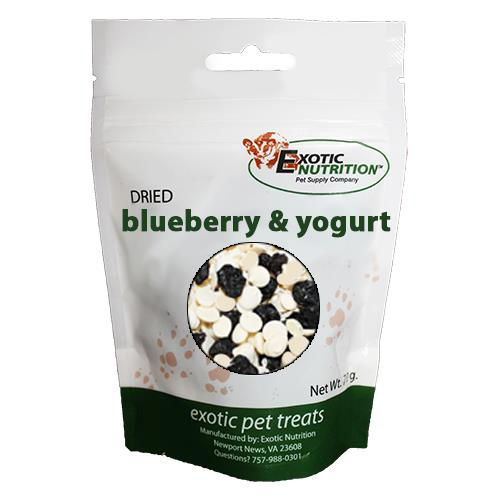 Blueberry & Yogurt Treat