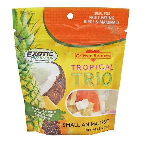 Tropical Trio Treat