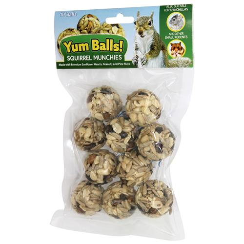 Yum Balls! Squirrel Munchies EN3091