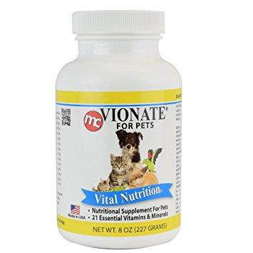 Vionate Multi-Vitamin 8 oz.