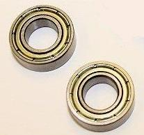 "Replacement Bearings for Treadmill Wheel 11"" 16347853"