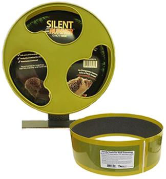 "Silent Runner Wheel 12"" (Wide) with Sandy Trimmer Track"