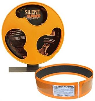 "Silent Runner Wheel 12"" (Regular) with Sandy Trimmer Track"