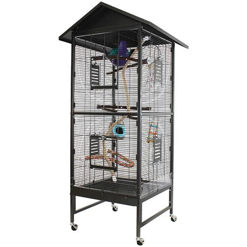 Suggested Cage Requirements - Exotic Nutrition