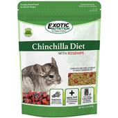 Chinchilla Diet with Rose Hips