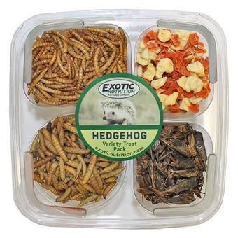 Hedgehog Treat Variety Pack ENC114