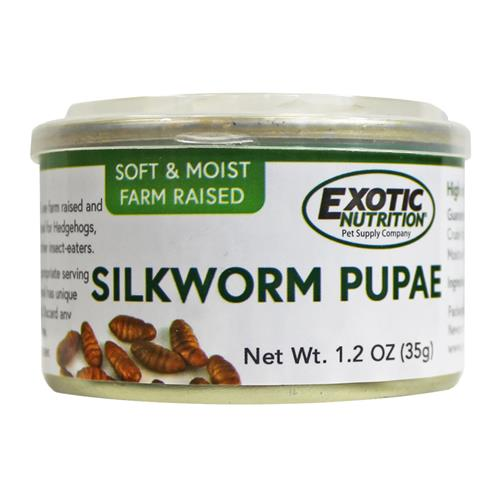 Canned Silkworm Pupae 35 g.