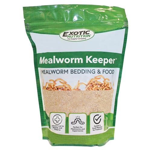 Mealworm Keeper