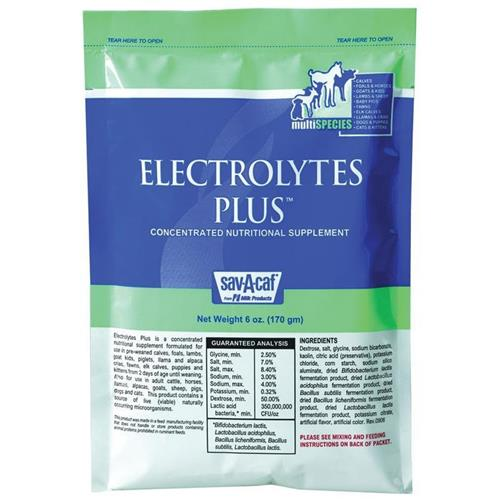 Electrolytes Plus Milk Replacer