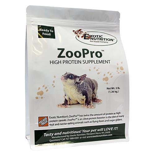 ZooPro High Protein Supplement